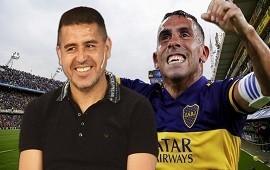 07/07/2020: Riquelme llamó a Tevez y hay acuerdo por su renovación en Boca: todos los detalles de su charla
