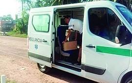 07/07/2020: Detienen ambulancia cargada de fernet: eran para el hijo de un intendente
