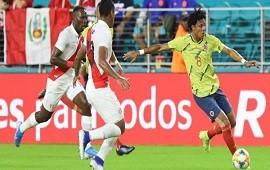 08/07/2021: Perú y Colombia definen el tercer puesto en Brasilia