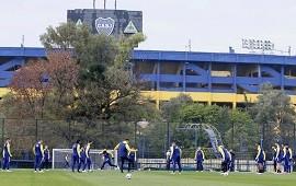 12/07/2021: Boca podría incorporar dos jugadores de jararquía