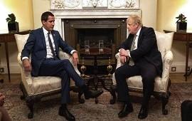 19/07/2021: Reino Unido respaldó a Guaido antes de la audiencia por el oro de Venezuela en Inglaterra
