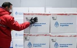 19/07/2021: Arribarán a Entre Ríos más de 46 mil dosis de la vacuna Sinopharm