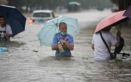 21/07/2021: Inundaciones en China: al menos 25 muertos y 100 mil evacuados