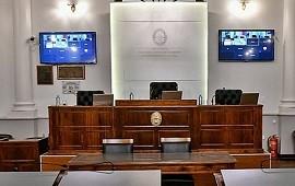26/07/2021: Vuelve a la actividad legislativa la Cámara de Senadores