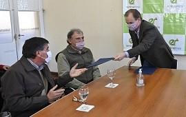 31/07/2021: Bordet dispuso beneficios en la tarifa eléctrica para arandaneros y arroceros