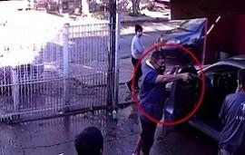 01/07/2021: San Francisco Solano: matan al dueño de un lavadero de autos