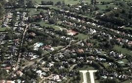 evasión Con un drone, detectan 150 casas sin declarar en countries de Brandsen