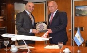 Aerolínea de Turquía promoverá el turismo en Argentina