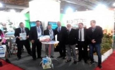 La provincia participa con un stand en el Expo Eventos 2014
