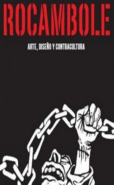 Rocambole presenta su libro Arte, diseño y contracultura