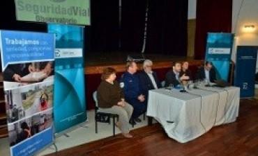 El Observatorio de Seguridad Vial convocó a referentes municipales de tránsito