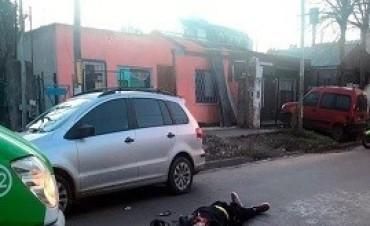 04/08/2017: Una oficial de la policía de la Ciudad mató a uno de los ladrones que quisieron asaltarla en Villa Tesei