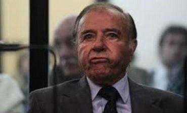 07/08/2017: Carlos Menem no podrá ser candidato a senador