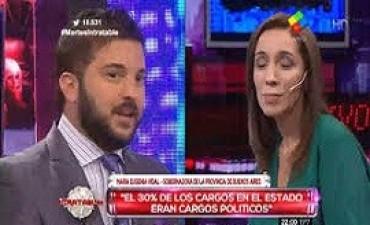 11/08/2017: La respuesta de María Eugenia Vidal a Diego Brancatelli:
