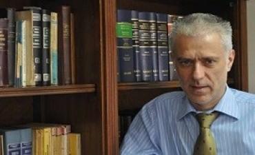 """21/08/2017: Ricardo Saénz dijo que la ketamina en la sangre del fiscal es una prueba más de """"homicidio"""""""