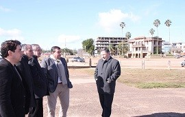 03/08/2018: Realizan gestiones para optimizar los puertos de Colón y Gualeguaychú