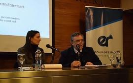 09/08/2018: Rodríguez Signes disertó en las Jornadas de Derecho Administrativo en Paraná