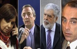 14/08/2018: Cuadernos: Uberti vinculó a Néstor y Cristina Kirchner y De Vido con el cobro de coimas
