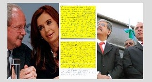 15/08/2018: Cuadernos de coimas K: ya son dos los pactos de silencio que se rompieron