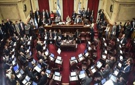 22/08/2018: El Senado debate los allanamientos a Cristina Kirchner