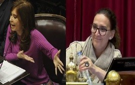 23/08/2018: Gabriela Michetti le respondió a Cristina Kirchner tras su acusación en el Senado: