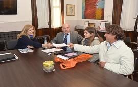 23/08/2018: Se entregó una nueva matrícula cooperativa en Entre Ríos