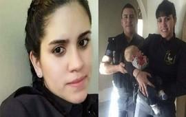 02/08/2018: Identificaron al asesino de la policía Lourdes Espíndola y revelan que fue fusilada