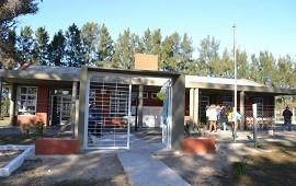 03/08/2018: Se entregó la obra de ampliación de una escuela en Estancia Grande