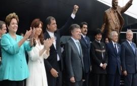 08/08/2018: Sacarán la estatua de Néstor Kirchner en Ecuador por
