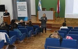 08/08/2018: Presentación del Programa EnFoco para Formación Docente y de becas para la innovación educativa de la Educación Técnica