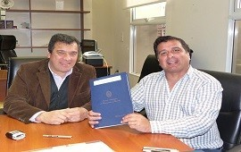 10/08/2018: La provincia financiará con recursos propios viviendas en Bovril