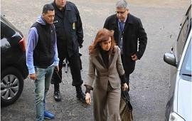 21/08/2018: Cristina le pidió al Senado que autorice los allanamientos a sus casas pero puso una condición