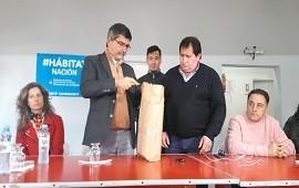 24/08/2018: El gobierno provincial licitó la interconexión de gas natural para Sauce de Luna