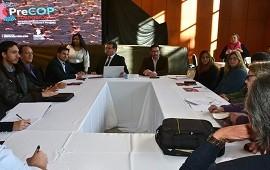 09/08/2019: Lucha contra el cambio climático: Entre Ríos participó del tercer encuentro de la Liga de Provincias