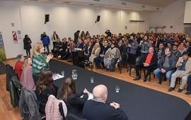 15/08/2019: Se desarrolló en Villaguay una Jornada de Capacitación para nuevas Comunas y Municipios