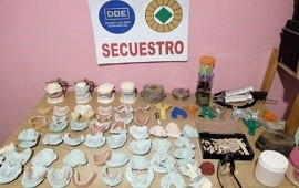 16/08/2019: Realizaron allanamientos en ciudad entrerriana: una pareja tenía un consultorio odontológico ilegal