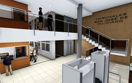 26/08/2019: 4 empresas presentaron ofertas para la construcción de los Tribunales en Feliciano