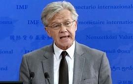 28/08/2019: Tras los anuncios de Hernán Lacunza, el FMI
