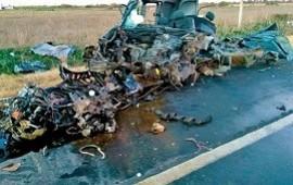 05/08/2019:Otro accidente fatal en Entre Ríos: Tenía 19 años, se cruzó de carril y chocó contra un camión cisterna