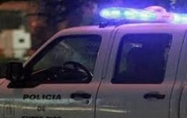 07/08/2019: Querían robar un auto pero terminaron detenidos