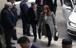 26/08/2019: Obra Pública: la Justicia Federal rechazó suspender el juicio contra Cristina Kirchner