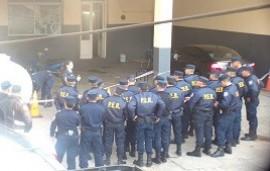 29/08/2019: Más de 20 nuevos agentes recibieron capacitación en la Jefatura Departamental de Policía