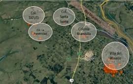 26/08/2020: Hallaron nuevos casos de HLB en quintas cítricas del norte entrerriano