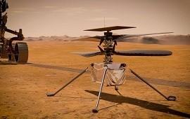 03/08/2020: Afirman que Marte albergó extensos glaciares