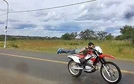 """03/08/2020: Tránsito reconoce que el fenómeno de las """"picadas"""" de motos se sigue incrementando"""