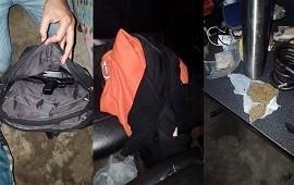 05/08/2020: Adrogué: detienen a los delincuentes que dispararon para robar una bicicleta a un padre y su hijo