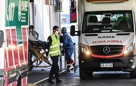 06/08/2020: Coronavirus en Argentina: 147 muertes y 7513 nuevos casos, cifra récord en una jornada