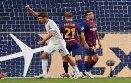 14/08/2020: Histórica derrota del Barcelona de Messi: el Bayern Munich lo goleó 8 a 2 y lo eliminó de la Champions League