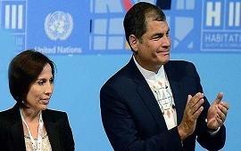14/08/2020: La oposición le pidió explicaciones al Gobierno tras refugiar a una ex ministra ecuatoriana condenada por corrupción