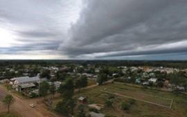 26/08/2020: Anunciaron grandes probabilidades de tormentas para el transcurso de la semana